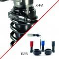 Fahrwerkskit Typ 640 Adjustline
